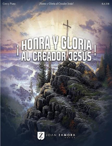 ¡Honra y gloria al Creador Jesús - Portada